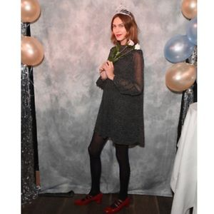 Zara Collection Polka Dot Dress XS